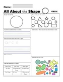 All About the Shape Circle
