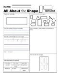 All About the Shape Rectangle