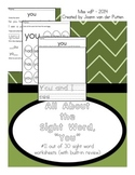 All About the Sight Word YOU