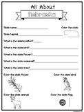 All About the State Nebraska Worksheets. 2nd-5th Grade US