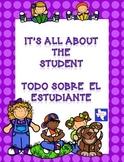 All About the Student - Todo sobre el estudiante