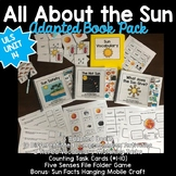 All About the Sun Adapted Book Pack