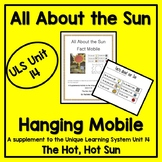 All About the Sun Hanging Mobile
