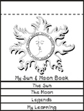 All About the Sun and Moon Flip Book