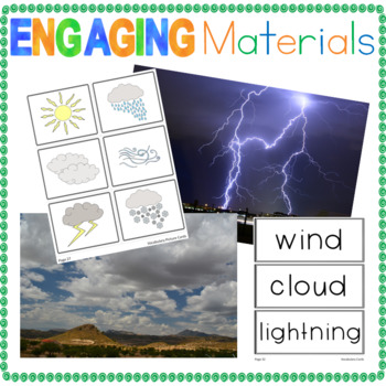 All About Weather: A Kindergarten NGSS Unit (K-ESS2-1)