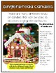 The Gingerbread Man and House - A nonfiction book FREEBIE