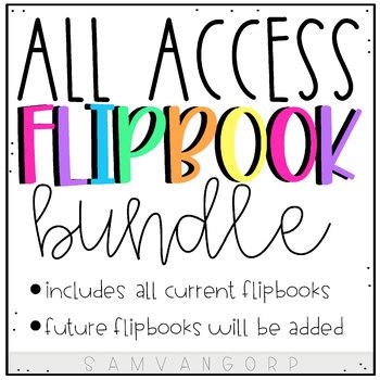 All Acess Flipbook Bundle