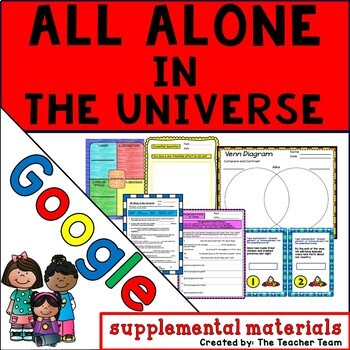 All Alone in the Universe Journeys 6th Grade Unit 5 Lesson 21 Google Drive