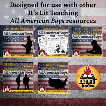 All American Boys Quizzes