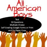 All American Boys Test