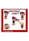 All American Kids Clip Art CLIPArt Cu Ok ~ Independence Day SUMMER July 4th