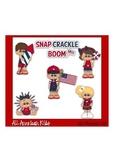 All American Kids Clip Art CLIPArt Cu Ok ~ Independence Da