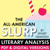 All-American Slurp, Lensey Namioka's Short Story, Literary Analysis, CCSS