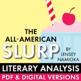 All-American Slurp, Lensey Namioka's Short Story, Literary