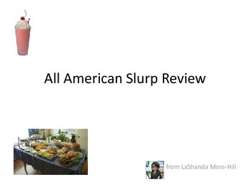 All American Slurp Review