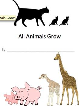All Animals Grow
