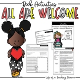 All Are Welcome | Book Activities