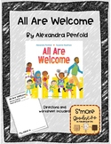 All Are Welcome: Kindergarten Lesson on Celebrating Differences