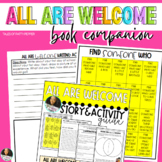 Back to School All Are Welcome Read Aloud Book   Story Gui