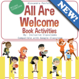 All Are Welcome, by Alexandra Penfold - Book Activities