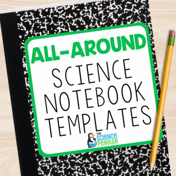 All-Around Interactive Science Notebook Templates