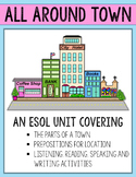 All Around Town - ESOL Community Unit