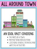 All Around Town - ESOL Community Unit