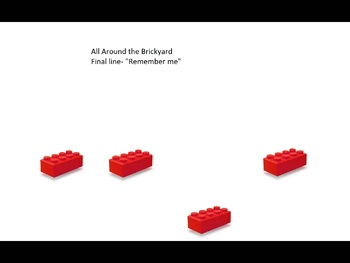 All Around the Brickyard- Visual Representation- low la