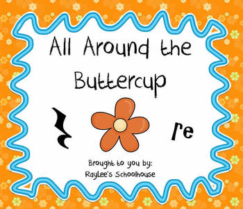 All Around the Buttercup: Song, Game, and Activities for teaching re and rest