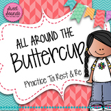 All Around the Buttercup {Ta Rest and Re Practice Pack}