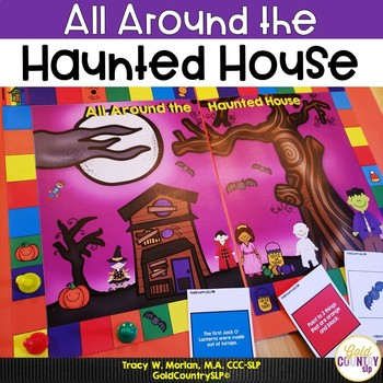 All Around the Haunted House