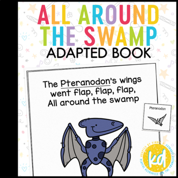All Around the Swamp: Adapted Book for Early Childhood Special Education