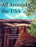 All Around the USA Unit Study and Cookbook