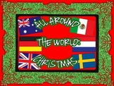All Around the World: Christmas Reading Comprehension Pack