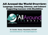 All Around the World Overview:  Language, Learning, Litera