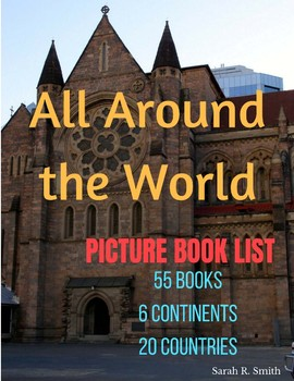 All Around the World Picture Book List