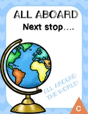 All Around the World Project (BC Curriculum: Communication)