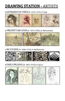 Art Stations Catalogue Bundle