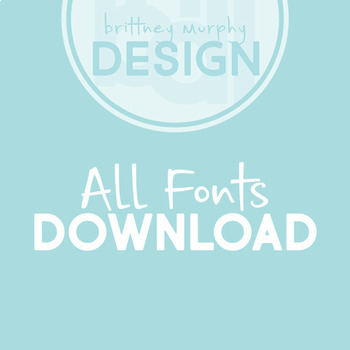 BMD All Fonts Download- Free for Personal Use