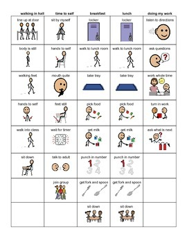All Classroom Strips