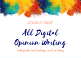 All Digital Opinion Writing