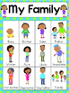 All Families Vocabulary Card Bundle