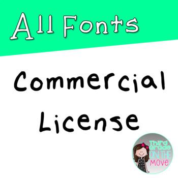 All Font License