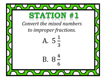 All Fractions Stations Bundle