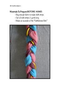 All God's Children Craft Lessons