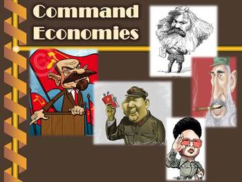 All Hail the Glorious Leader! The Command or Planned Economic System