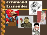 All Hail the Glorious Leader! The Command or Planned Econo