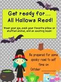 All Hallows Read!