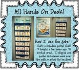 All Hands On Deck, Classroom Jobs