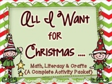 Christmas Centers & Activities {Math & ELA}